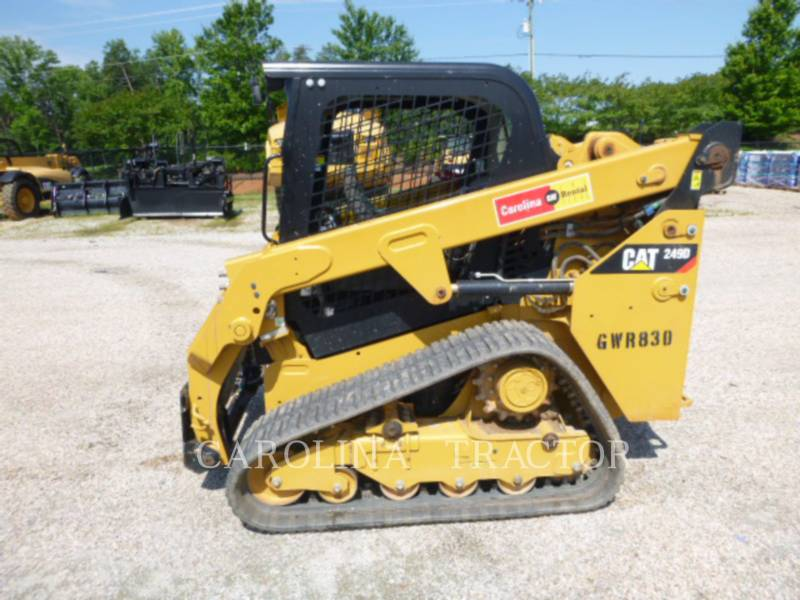CATERPILLAR TRACK LOADERS 249D equipment  photo 1