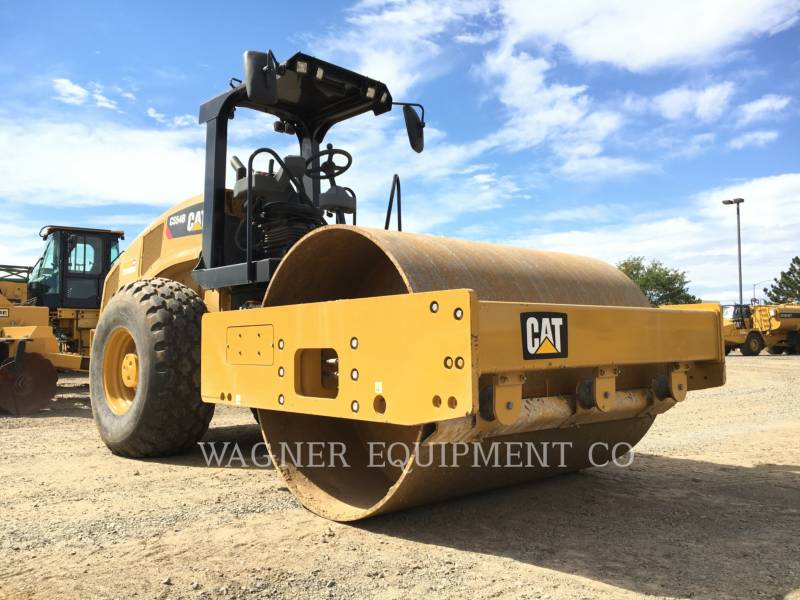 CATERPILLAR コンパクタ CS54B equipment  photo 4