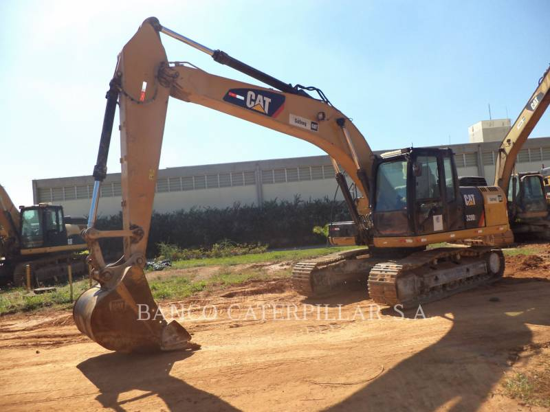 CATERPILLAR TRACK EXCAVATORS 320D2 equipment  photo 7