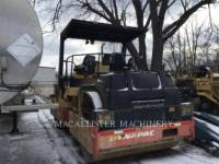 DYNAPAC VIBRATORY DOUBLE DRUM ASPHALT CC722 equipment  photo 1