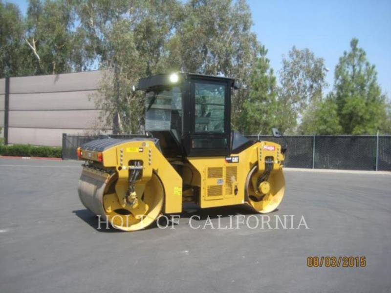 CATERPILLAR ASPHALT PAVERS CB54B equipment  photo 3