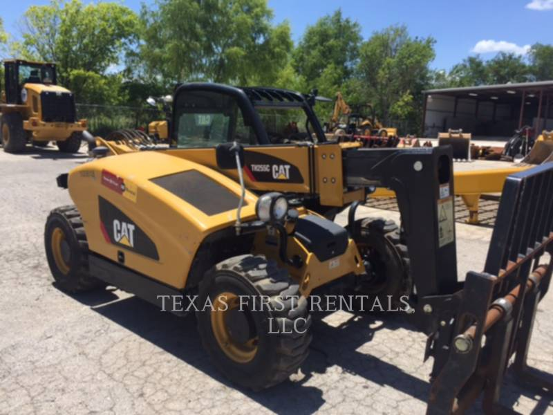 Caterpillar STIVUITOR TELESCOPIC TH 255 C equipment  photo 2