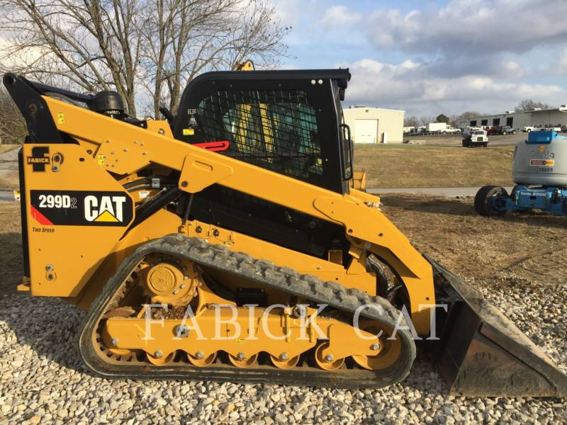 CATERPILLAR MULTI TERRAIN LOADERS 299D2 C3H2 equipment  photo 1