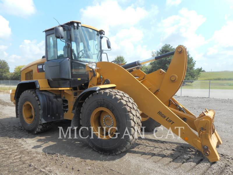 CATERPILLAR WHEEL LOADERS/INTEGRATED TOOLCARRIERS 930K HRQ equipment  photo 2