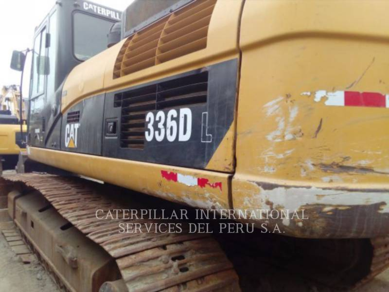 Caterpillar EXCAVATOARE PE ŞENILE 336 D L ME equipment  photo 4