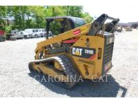 CATERPILLAR CHARGEURS TOUT TERRAIN 289D equipment  photo 3