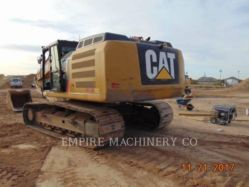 Caterpillar EXCAVATOARE PE ŞENILE 336EL HYB equipment  photo 3