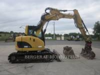 CATERPILLAR TRACK EXCAVATORS 308CCR equipment  photo 5