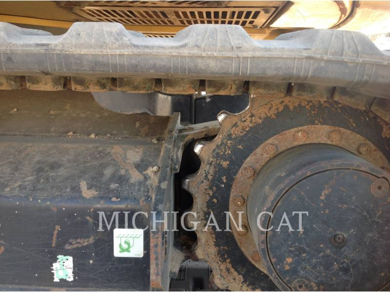 CATERPILLAR PELLES SUR CHAINES 308E2 R equipment  photo 15