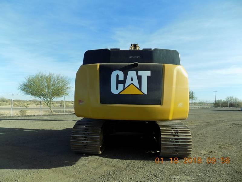 CATERPILLAR トラック油圧ショベル 349EL equipment  photo 5