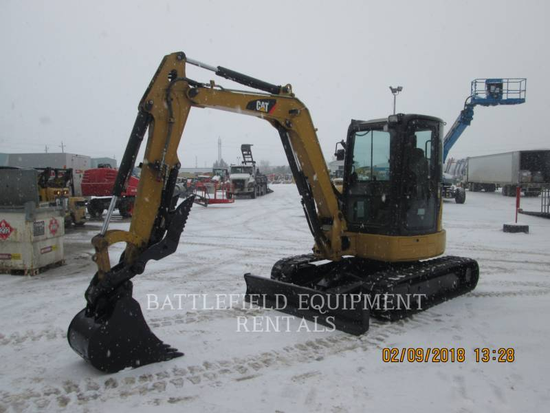CATERPILLAR KETTEN-HYDRAULIKBAGGER 305D equipment  photo 3
