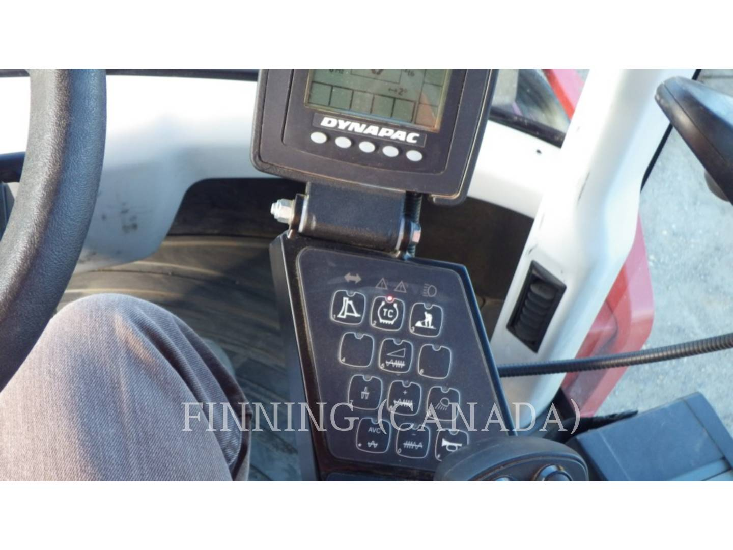 Detail photo of 2013 Dynapac CA6000PD from Construction Equipment Guide