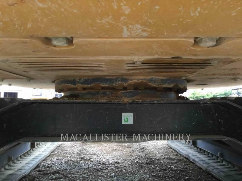 CATERPILLAR TRACK EXCAVATORS 305.5E equipment  photo 8