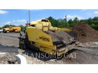 BOMAG PAVIMENTADORA DE ASFALTO 814-2 equipment  photo 5