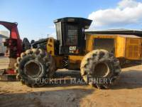 CATERPILLAR FORESTRY - FELLER BUNCHERS - WHEEL 573C equipment  photo 1