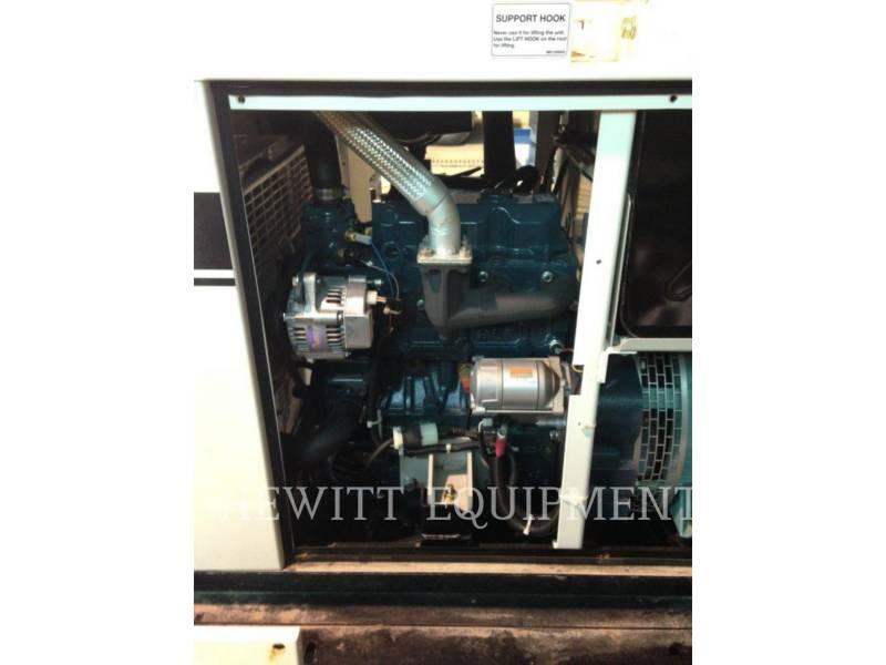 MULTIQUIP PORTABLE GENERATOR SETS XQ15 equipment  photo 5