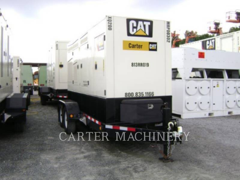 CATERPILLAR BEWEGLICHE STROMAGGREGATE (OBS) XQ200 equipment  photo 2
