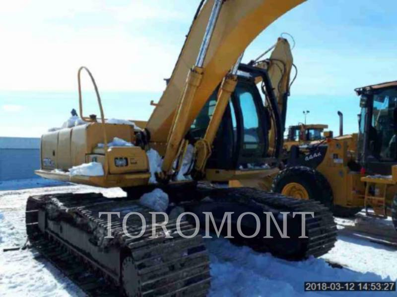 DEERE & CO. TRACK EXCAVATORS 270C equipment  photo 1