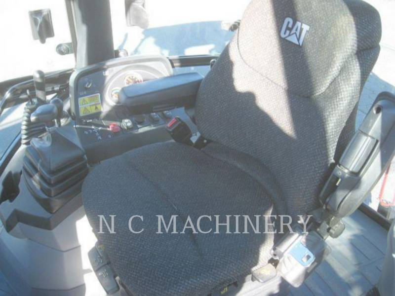 CATERPILLAR BAGGERLADER 420FST equipment  photo 12