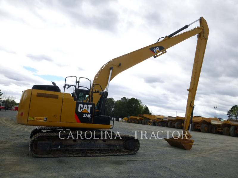 CATERPILLAR ESCAVADEIRAS 324E LR equipment  photo 4