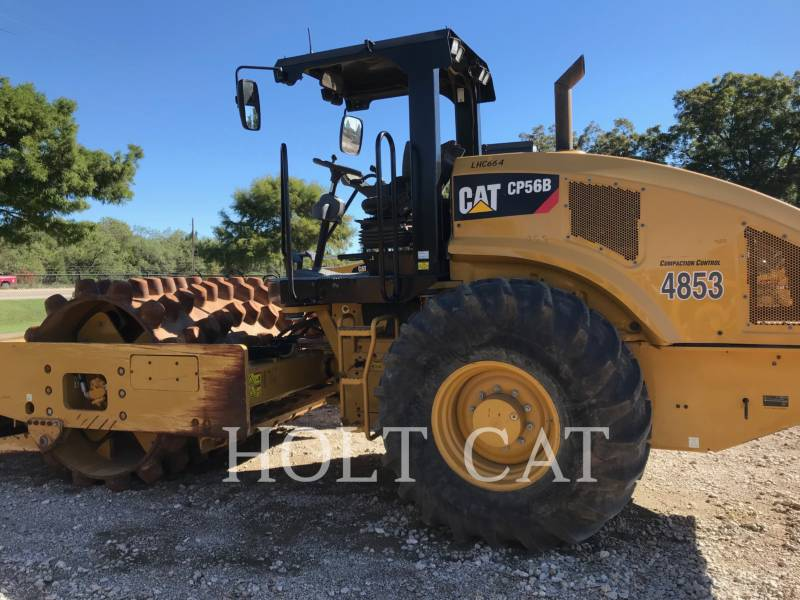 Caterpillar SUPORT TAMBUR SIMPLU PENTRU ASFALT CP56B equipment  photo 1