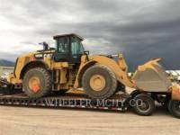 CATERPILLAR WHEEL LOADERS/INTEGRATED TOOLCARRIERS 980M AOC T equipment  photo 4