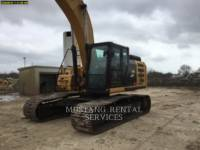 CATERPILLAR KETTEN-HYDRAULIKBAGGER 329LR equipment  photo 1
