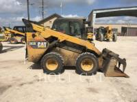 CATERPILLAR 滑移转向装载机 262D CAB equipment  photo 6