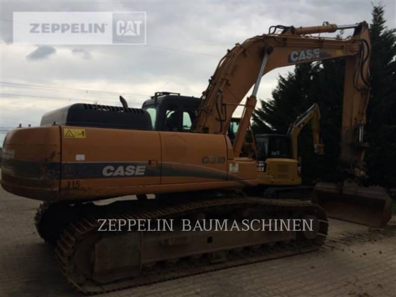 CASE KETTEN-HYDRAULIKBAGGER CX290 equipment  photo 5
