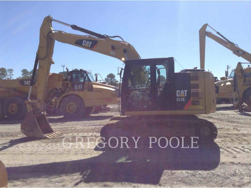 CATERPILLAR PELLES SUR CHAINES 312EL equipment  photo 7