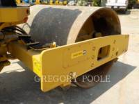 CATERPILLAR EINZELVIBRATIONSWALZE, GLATTBANDAGE CS-54 equipment  photo 19