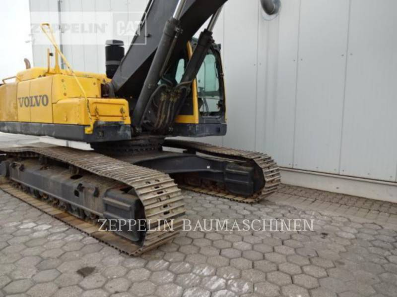 VOLVO CONSTRUCTION EQUIPMENT KETTEN-HYDRAULIKBAGGER EC360BLC equipment  photo 7