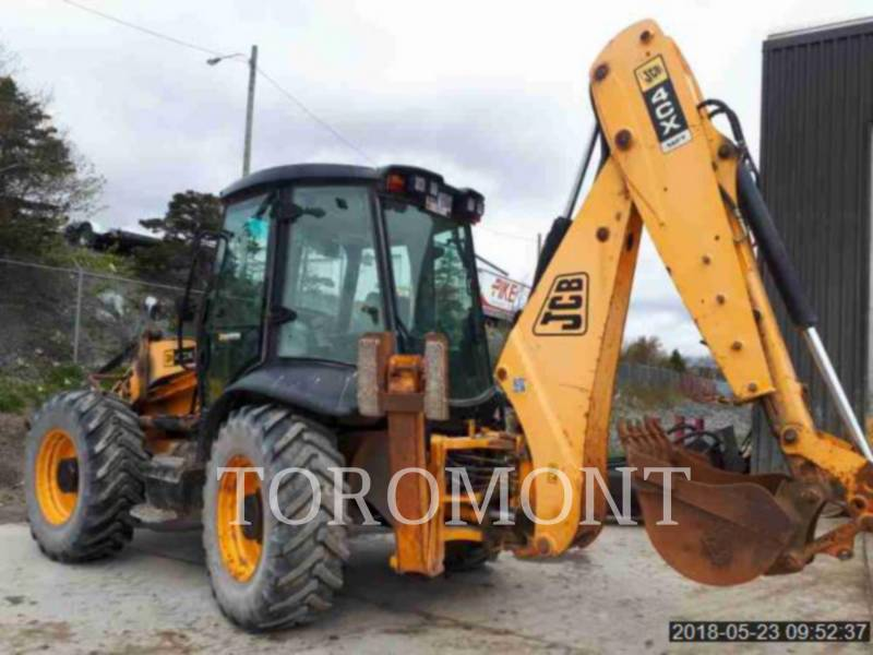JCB BAGGERLADER 4CX14EC equipment  photo 3