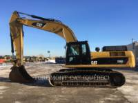 CATERPILLAR KETTEN-HYDRAULIKBAGGER 336DL equipment  photo 1