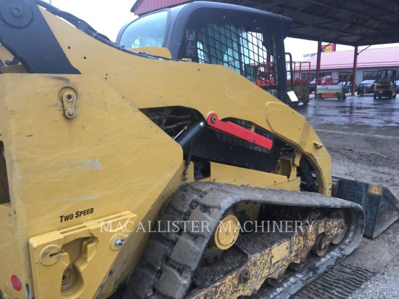CATERPILLAR CARREGADEIRAS TODO TERRENO 299D equipment  photo 2