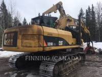 CATERPILLAR Forestal - Procesador 320DFMHW equipment  photo 2