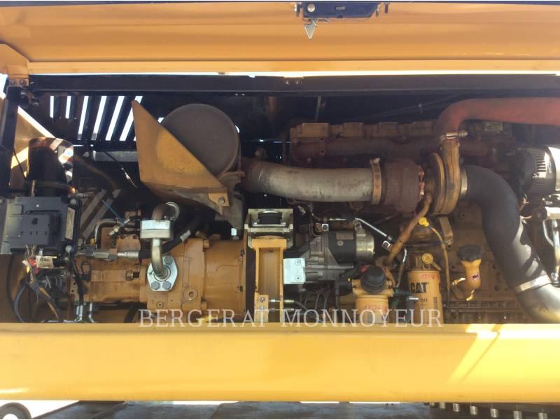 CATERPILLAR PELLES SUR PNEUS M322D MH equipment  photo 8