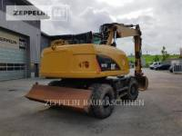 CATERPILLAR ESCAVATORI GOMMATI M315D equipment  photo 8