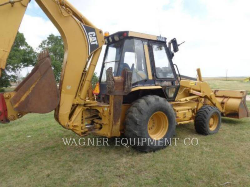 CATERPILLAR BACKHOE LOADERS 446B 4WDE equipment  photo 3