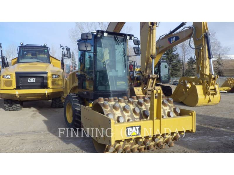 CATERPILLAR COMPACTEURS CP44B equipment  photo 3