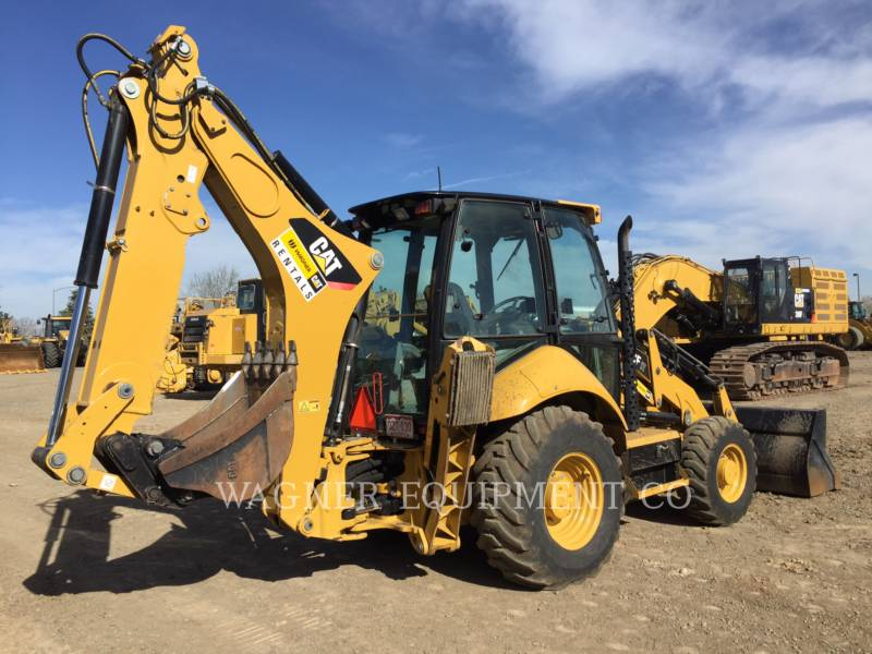 CATERPILLAR RETROEXCAVADORAS CARGADORAS 420F IT4WE equipment  photo 3
