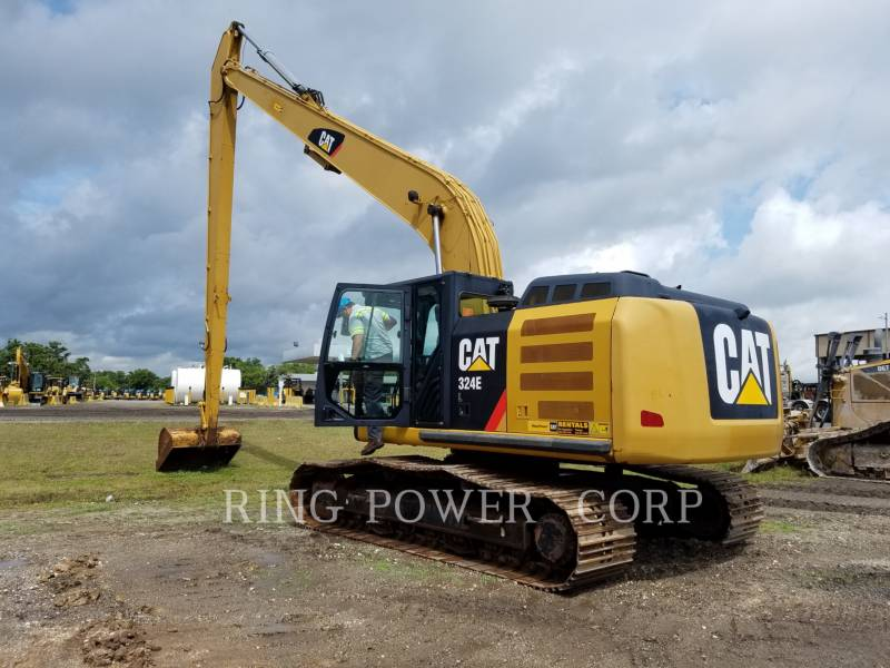 CATERPILLAR TRACK EXCAVATORS 324ELLONG equipment  photo 4