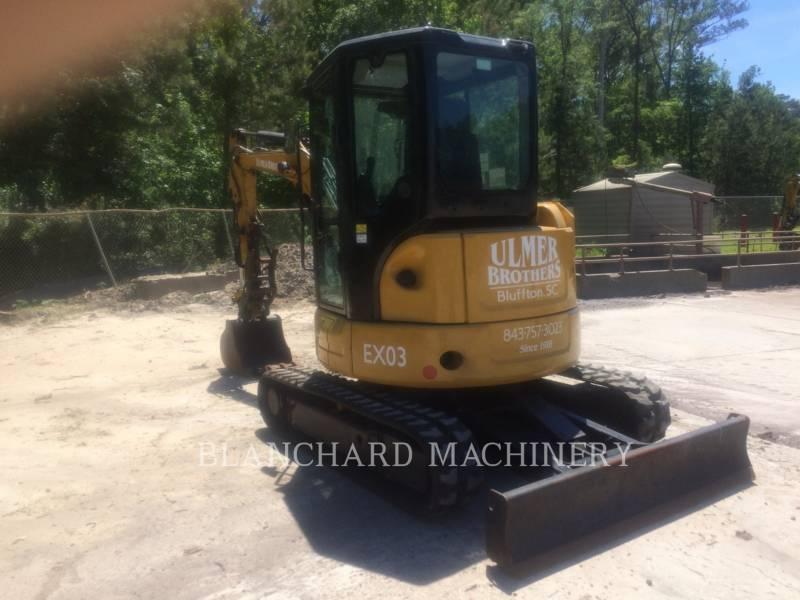 CATERPILLAR KETTEN-HYDRAULIKBAGGER 303.5E2CR equipment  photo 4
