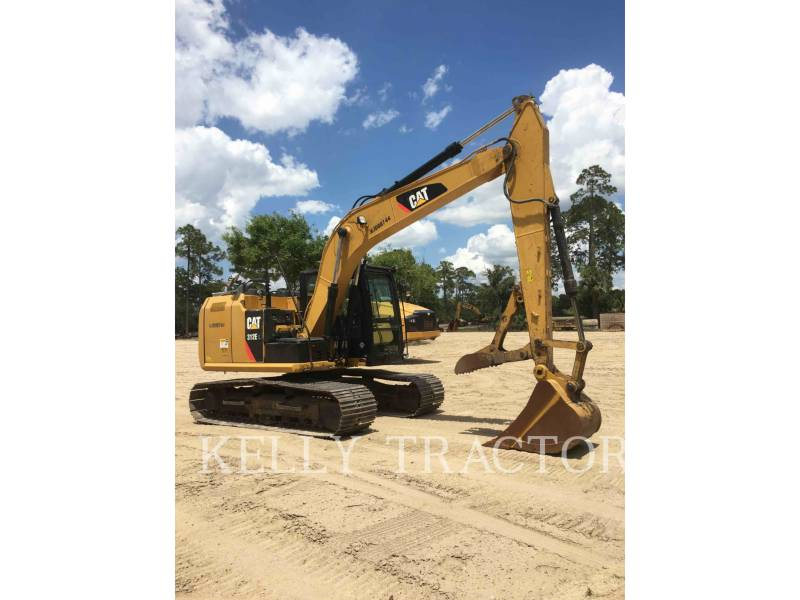CATERPILLAR TRACK EXCAVATORS 312EL equipment  photo 10