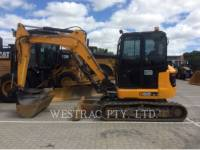 Equipment photo JCB 65R1 KETTEN-HYDRAULIKBAGGER 1