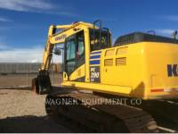 KOMATSU KOPARKI GĄSIENICOWE PC290LC-10 equipment  photo 9
