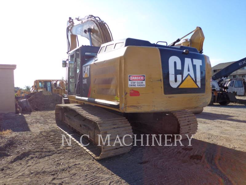 CATERPILLAR TRACK EXCAVATORS 336E L equipment  photo 4