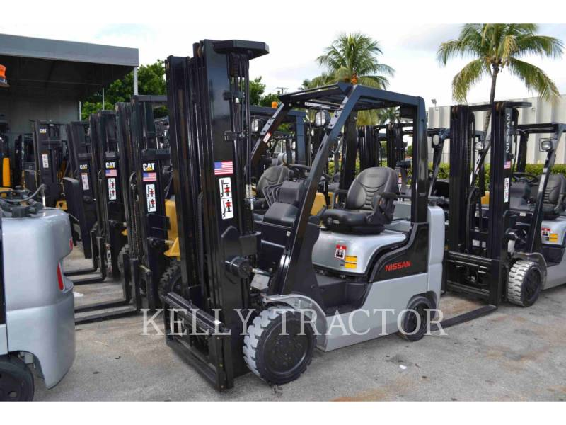 NISSAN FORKLIFTS GABELSTAPLER CF50LP equipment  photo 1
