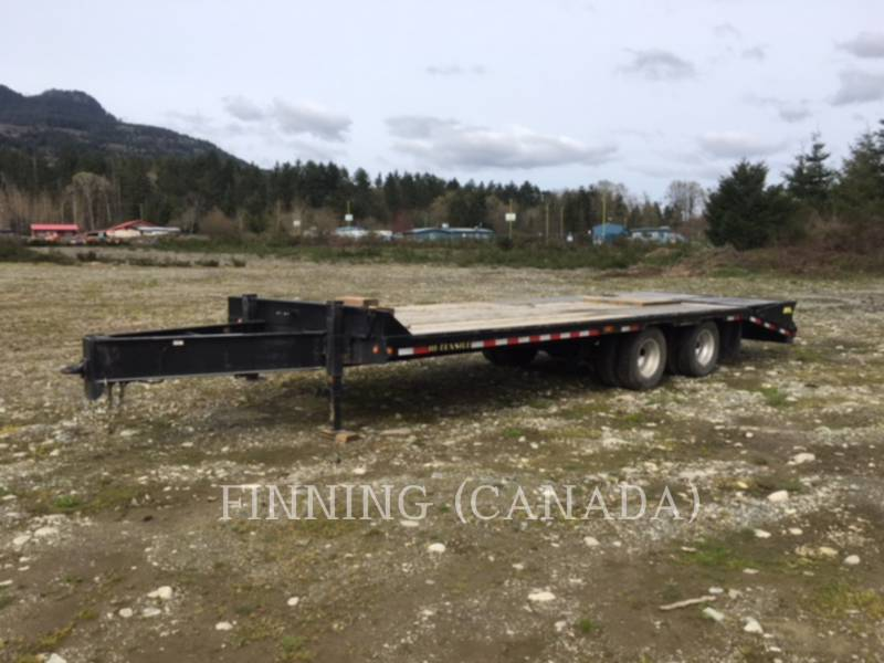 BIG-TEX TRAILER TRAILERS 22PH-20+5 equipment  photo 1
