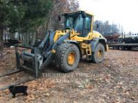 Equipment photo VOLVO L60G WHEEL LOADERS/INTEGRATED TOOLCARRIERS 1